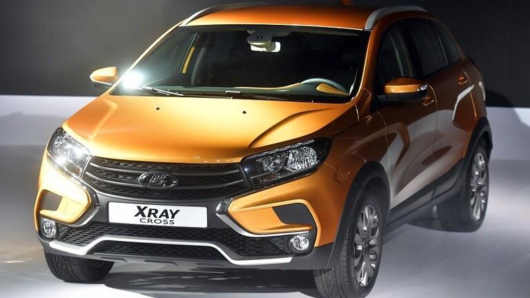 لادا تطلق نسخا شبابية مميزة من سيارات Xray الشهيرة