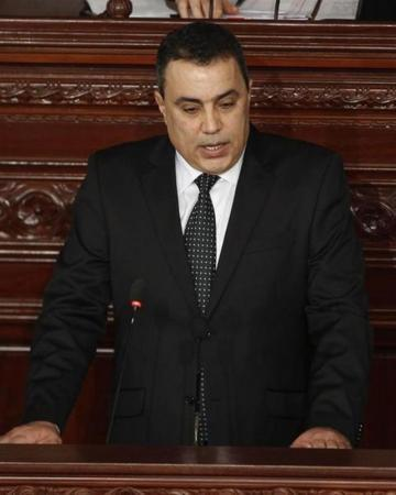 مهدي جمعة رئيس الوزراء التونسي