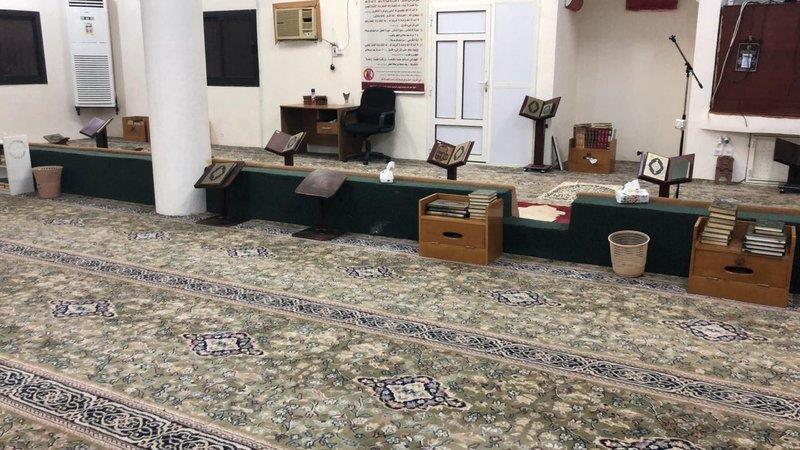 مسجد الفاروق بحي محنية