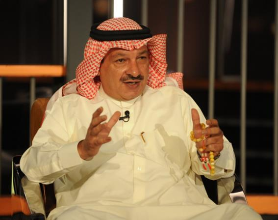 الفنان أحمد السلمان
