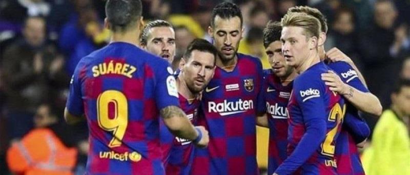 حساب برشلونة يرحب بالهلال.. ويتحدى النصر