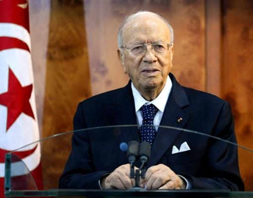 الرئيس التونسي: مسلحون إسلاميون حاولوا إعلان بن قردان ولاية جديدة