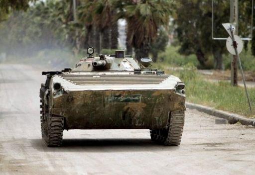 القوات السورية – أرشيفية