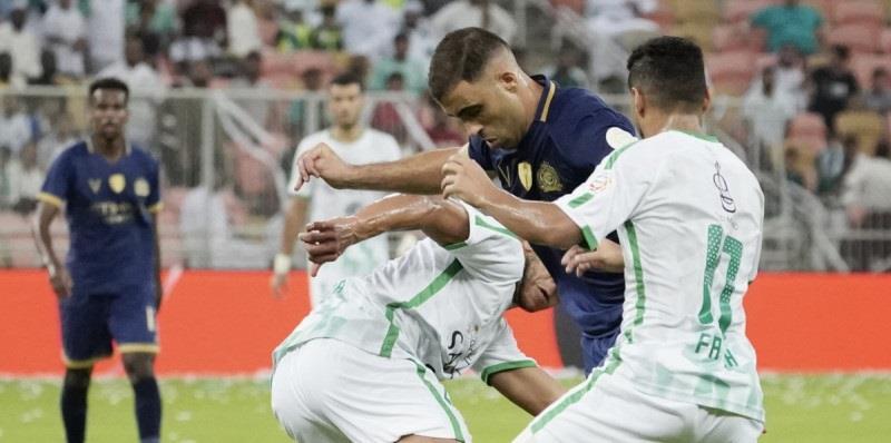«الانضباط» تغرم الأهلي والنصر 30 ألف ريال