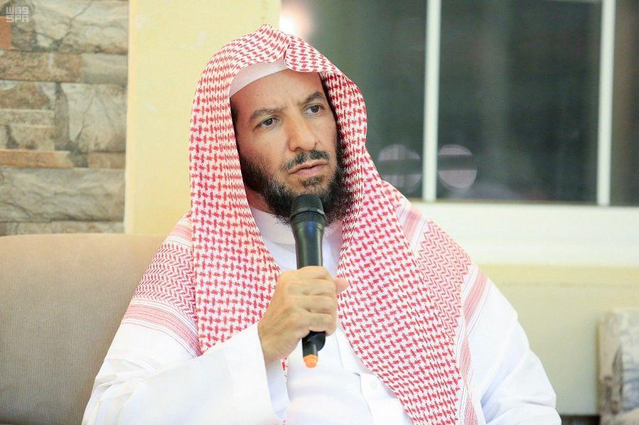 الشيخ سعد الشثري