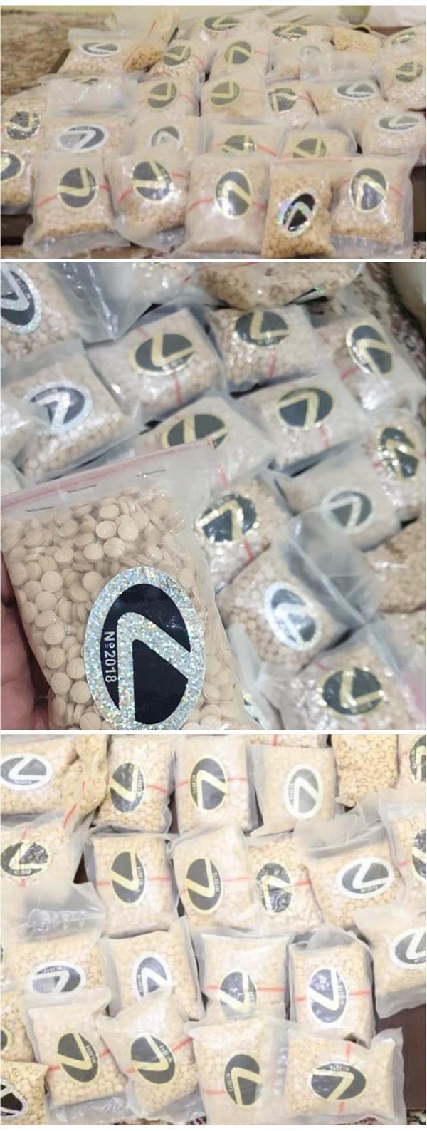القبض على مواطن روّج 10 آلاف قرص من الأمفيتامين المخدر بمكة المكرمة.