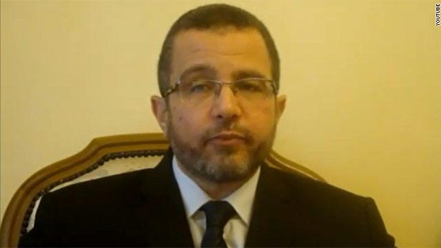رئيس الوزراء المصري السابق هشام قنديل