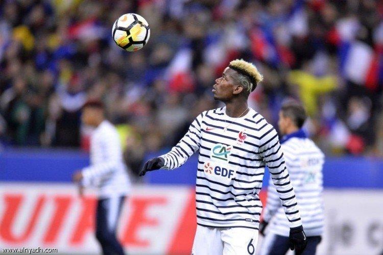الفيفا يغرم الاتحاد الروسي بسبب هتافات مسيئة خلال مباراة فرنسا الودية