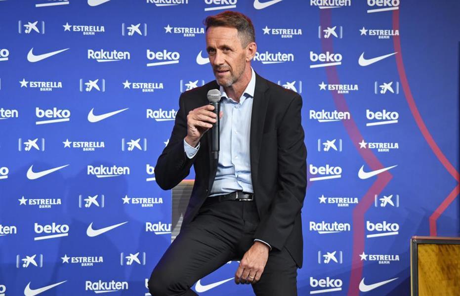 المدير الرياضي لنادي برشلونة، رامون بلانيس