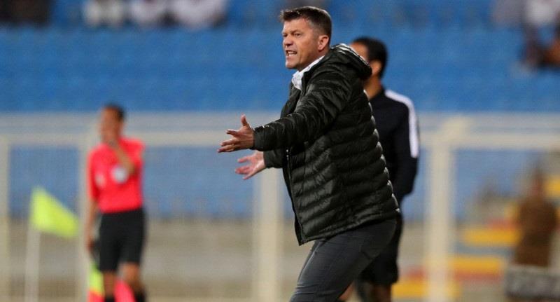 مدرب الحزم تاسع المقالين في الدوري السعودي