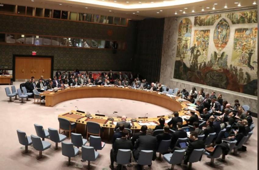 """""""مجلس الأمن"""" يدين هجمات الحوثيين على المملكة بالصواريخ والطائرات من دون طيار"""