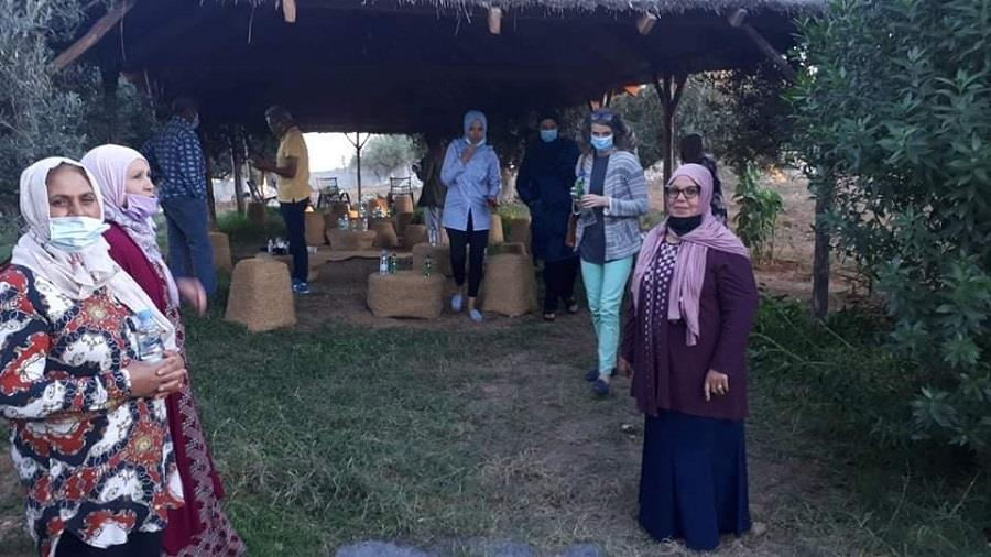 مقهى متنقل لعلاج مرضى الزهايمر بتونس