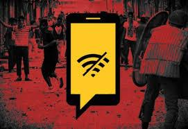 دول لا تستخدم الانترنت
