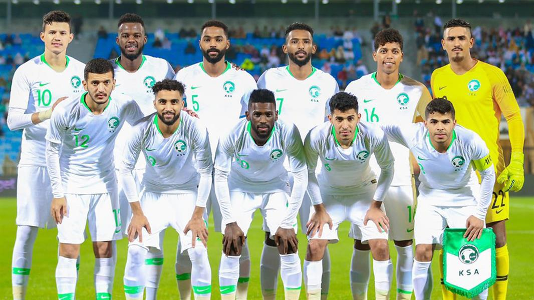 المنتخب السعودي لكرة القدم