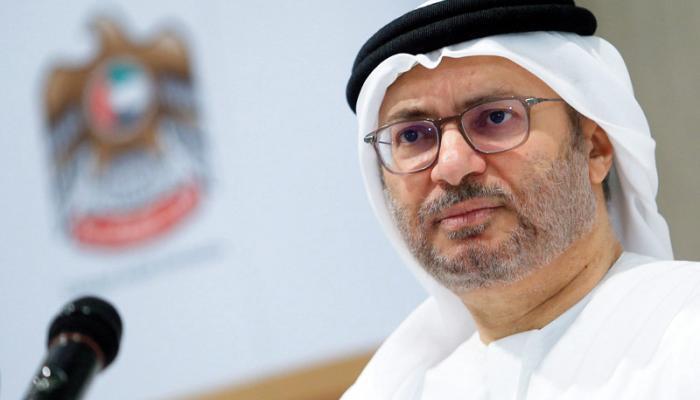وزير الدولة للشؤون الخارجية بدولة الإمارات، الدكتور أنور قرقاش
