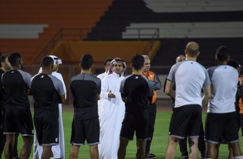 الشباب يعلن مشاركته في كأس محمد السادس