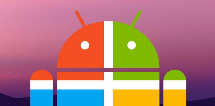Windows 10 Anniversary update android
