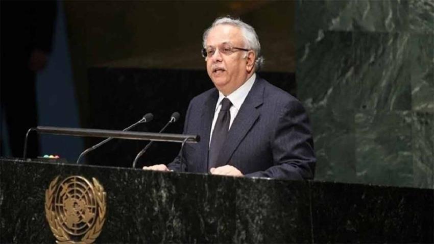 وأكد السفير المعلمي أن المملكة تتبنى نهجا شاملا في مواجهة الإرهاب ومكافحته.