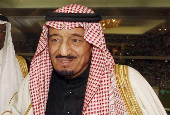 الأمير سلمان بن عبدالعزيز ولي العهد