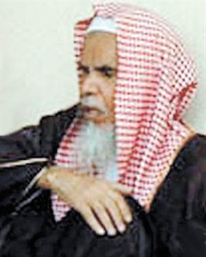 الشيخ عبدالرحمن البراك