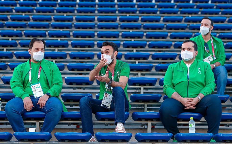 الاولمبي السعودي