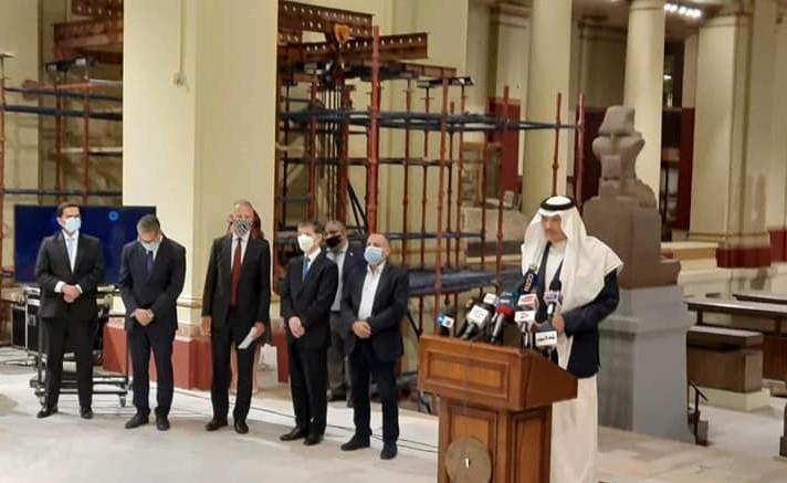 المملكة تسترد نقودًا أثرية سعودية.. ومعرض تاريخي قريباً لعرض مقتنيات أثرية مصرية