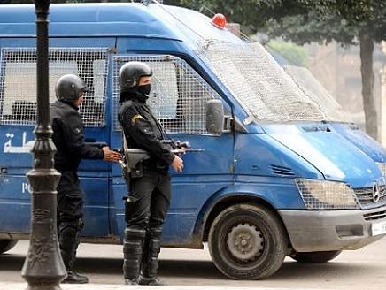 الأمن التونسي يستخدم الرصاص المطاطي لتفريق المحتجين