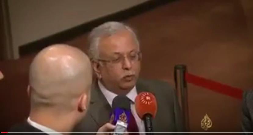 السفير عبدالله المعلمي