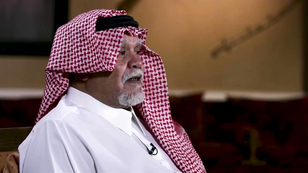 رئيس الاستخبارات السابق الأمير بندر سلطان