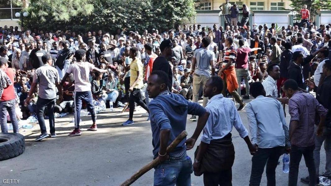 إثيوبيا.. مقتل العشرات باحتجاجات على مقتل مغن شهير