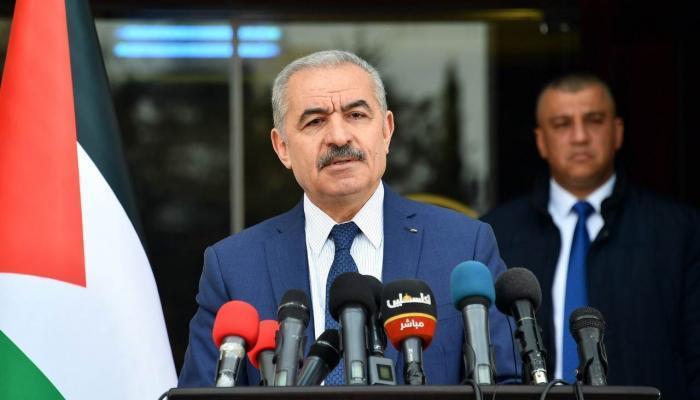 رئيس الوزراء الفلسطيني يؤكد إصرار بلاده على إجراء الانتخابات في موعدها ، بما في ذلك القدس