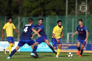 9 أهداف تطمئن كارينيو على مستقبل النصر - فيديو