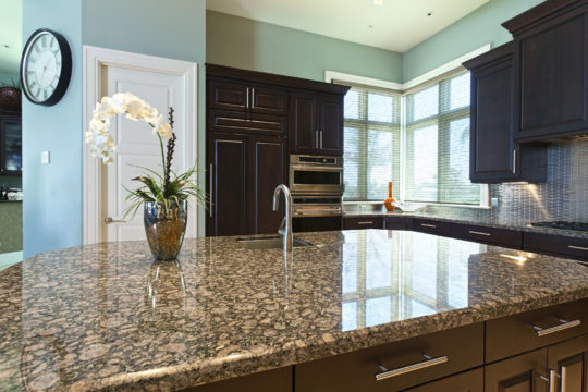 How To Clean Granite Countertops And Worktops