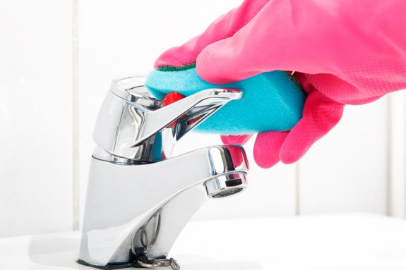 Bathroom Cleaning | How to Clean the Toilet & Washbasin| Cleanipedia