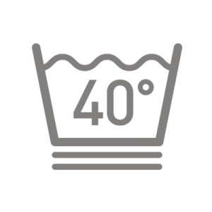 washing machine temperature symbols