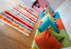 Как правильно чистить коврики