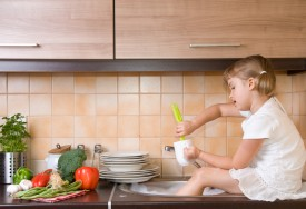 How to Turn Chores into Cleaning Games for Kids & Adults