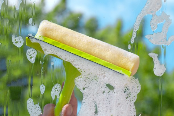 Средства и инструменты для мытья окон | Как мыть окна