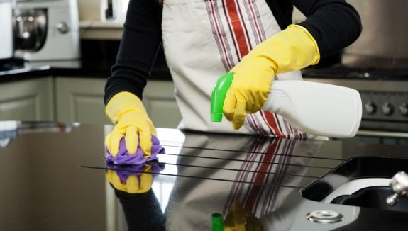 Как дезинфицировать вашу кухню | Как дезинфицирвать вашу ванную