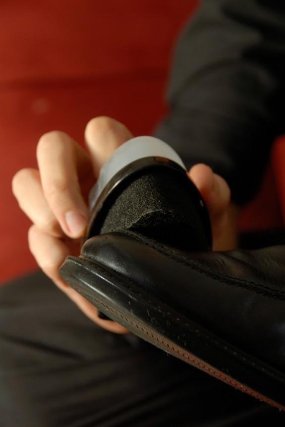 Мы ухаживаем за обувью из велюровой кожи - YouTube
