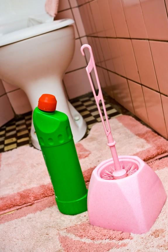 Чистящие средства для туалета