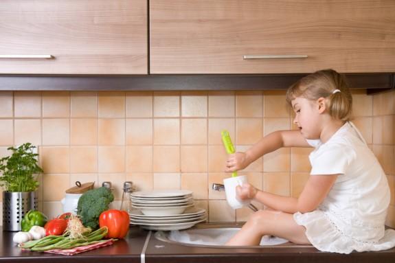 Игра в уборку │ Игра в уборку – стирка │ Игра в уборку - мытье посуды