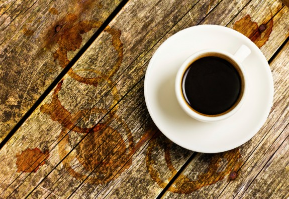 Coffee stains how to remove coffee stains cleanipedia - Coffee stains oil stains get rid easily ...