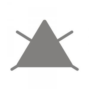 Do not bleach - wash care symbol