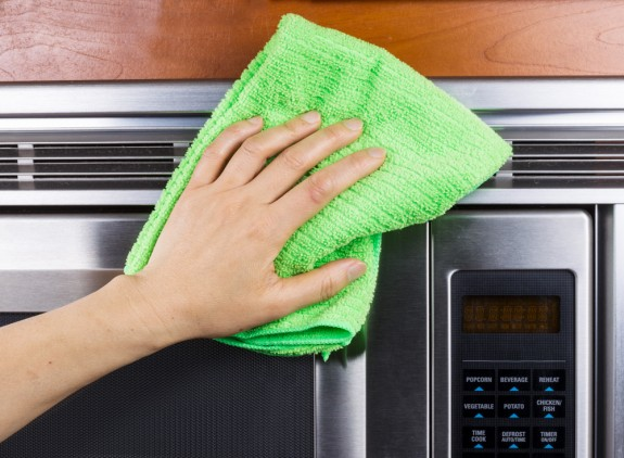 How to Clean a Microwave Cleaning Kitchen Appliances Cleanipedia