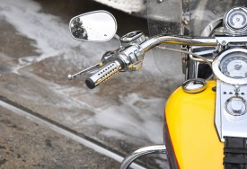 How to Clean a Motorcycle or Moped