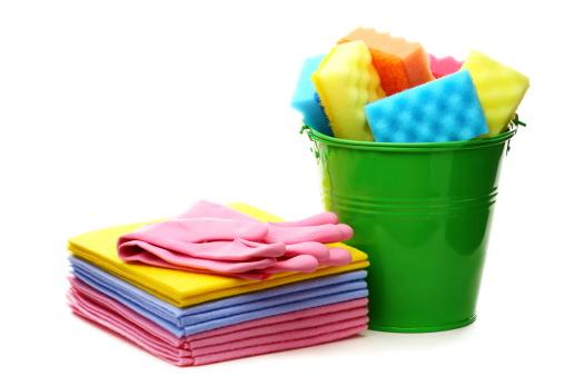 Tipos de pa os de limpieza cleanipedia for Como quitar las manchas del piso del bano