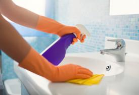 Cara menghilangkan kerak air berkapur