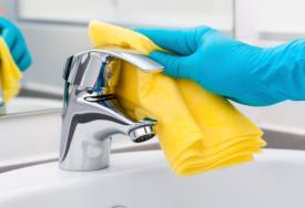 Tips menghilangkan karat di dapur dan kamar mandi