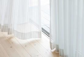 Как ухаживать за шторами и занавесками?